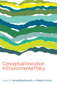 Conceptual Innovation in Environmental Policy
