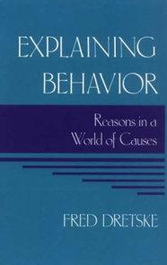 Explaining Behavior