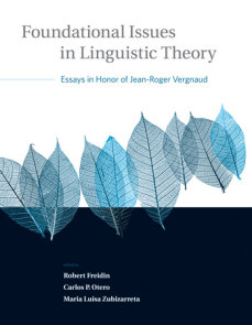 Foundational Issues in Linguistic Theory
