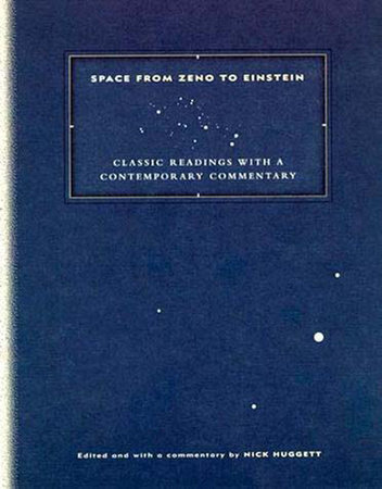 Space from Zeno to Einstein by