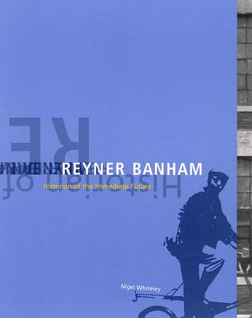 Reyner Banham by Nigel Whiteley