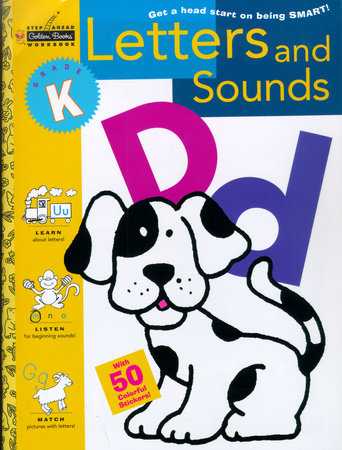 Letters and Sounds (Kindergarten) by Lois Bottoni