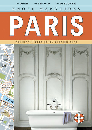 Knopf Mapguides: Paris by Knopf Guides