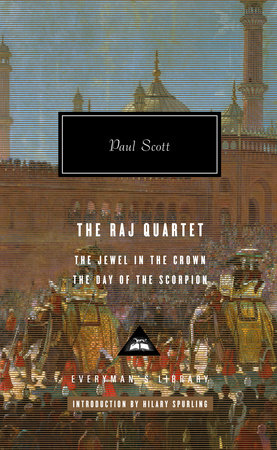The Raj Quartet (1) by Paul Scott | PenguinRandomHouse com