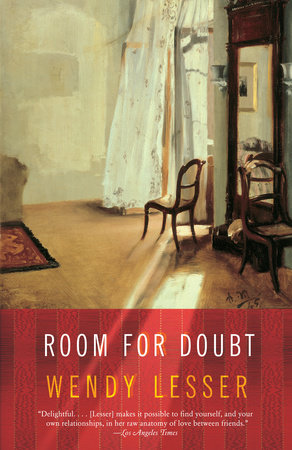 Room for Doubt by Wendy Lesser