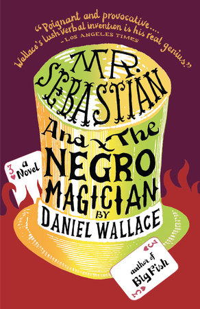 Mr. Sebastian and the Negro Magician by Daniel Wallace