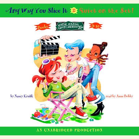 Katie Kazoo, Switcheroo: Books 9 & 10 by Nancy Krulik