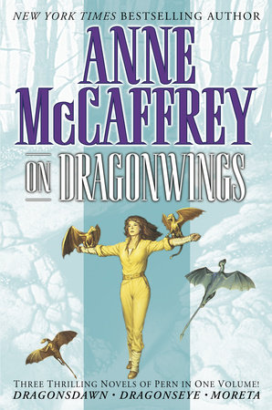 On Dragonwings by Anne McCaffrey