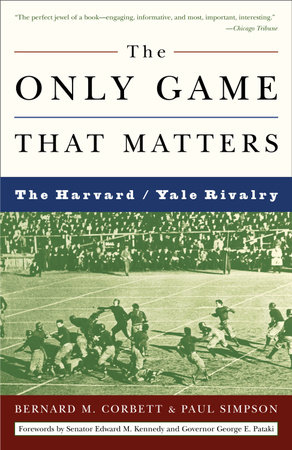 The Only Game That Matters by Bernard M. Corbett and Paul Simpson