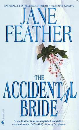 The Accidental Bride by Jane Feather