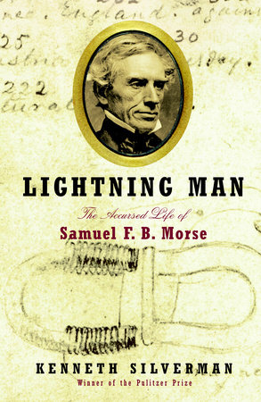 Lightning Man by Kenneth Silverman