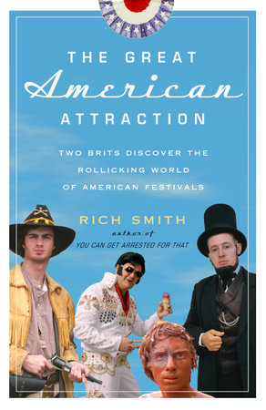 The Great American Attraction by Rich Smith