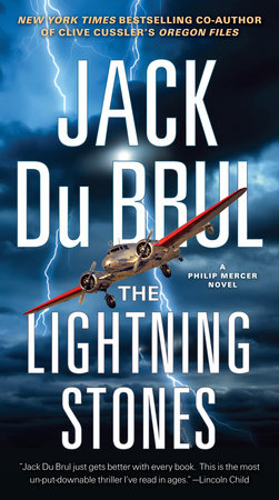 The Lightning Stones by Jack Du Brul