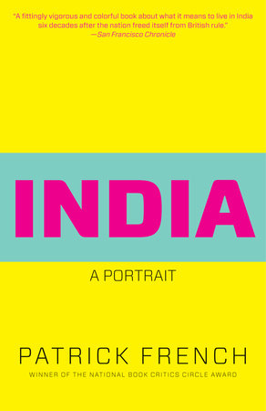 India by Patrick French