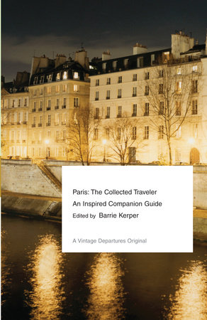 Paris by Barrie Kerper