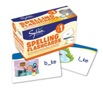 1st Grade Spelling Flashcards