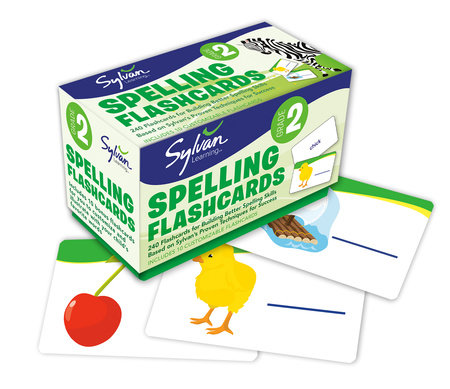 2nd Grade Spelling Flashcards