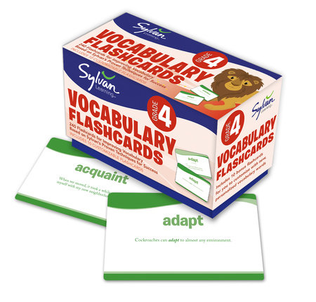 4th Grade Vocabulary Flashcards