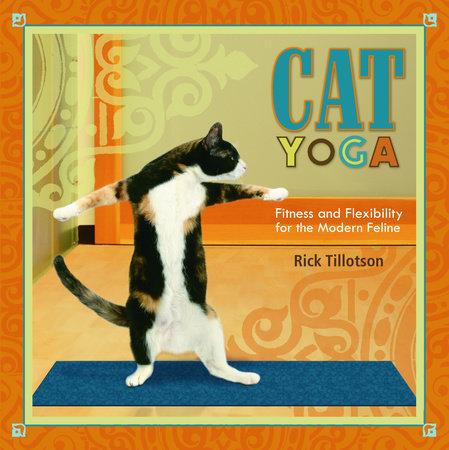 Cat Yoga by Rick Tillotson