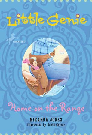 Little Genie: Home on the Range by Miranda Jones