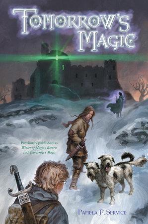 Tomorrow's Magic by Pamela F. Service
