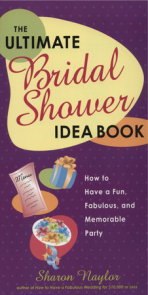 The Ultimate Bridal Shower Idea Book