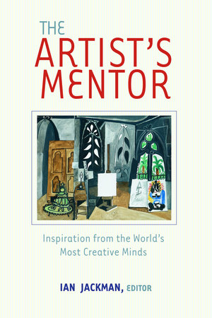 The Artist's Mentor by Ian Jackman