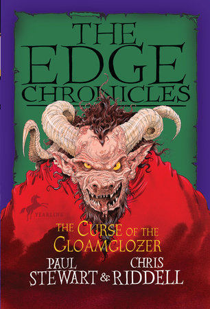 Edge Chronicles: The Curse of the Gloamglozer by Paul Stewart and Chris Riddell