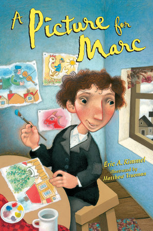 A Picture for Marc by Eric A. Kimmel