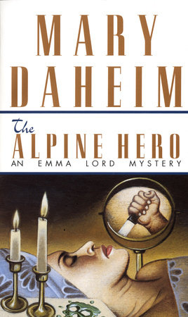 The Alpine Hero by Mary Daheim