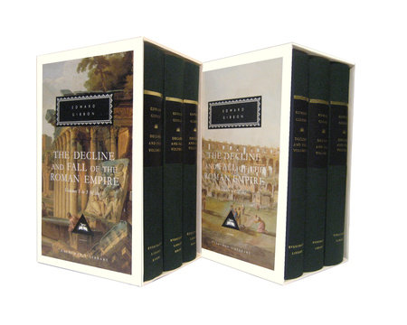 The Decline and Fall of the Roman Empire, Volumes 1 to 6 by Edward Gibbon |  PenguinRandomHouse com: Books