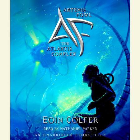 Artemis Fowl 7: The Atlantis Complex