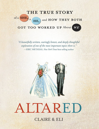 Altared by Claire and Eli