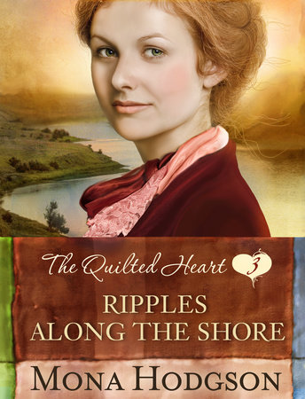 Ripples Along the Shore by Mona Hodgson