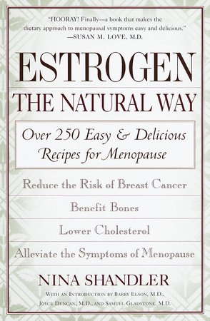 Estrogen: The Natural Way by Nina Shandler