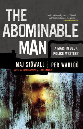 The Abominable Man by Maj Sjowall and Per Wahloo