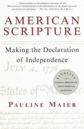 American Scripture by Pauline Maier