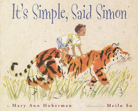 It's Simple, Said Simon by Mary Ann Hoberman