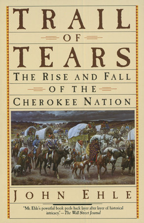 trail of tears the rise and fall of the cherokee nation pdf