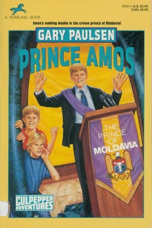 PRINCE AMOS by Gary Paulsen