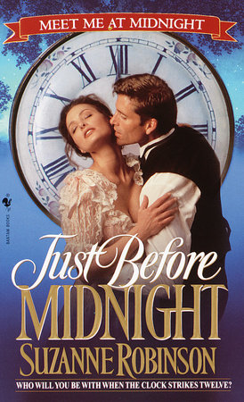 Just Before Midnight by Suzanne Robinson