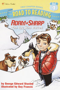 Adam Sharp #1: The Spy Who Barked