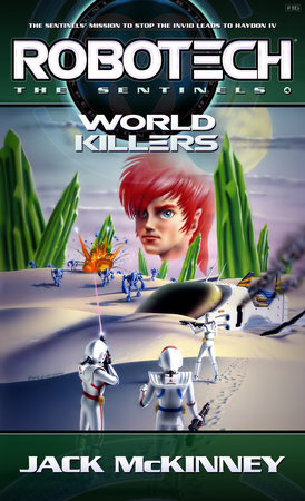 Robotech: World Killers by Jack McKinney