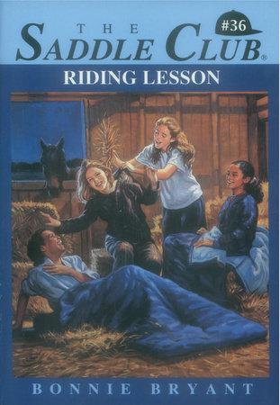 Riding Lesson by Bonnie Bryant