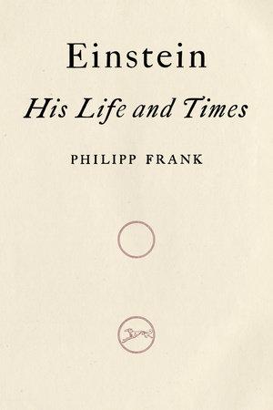 Einstein by Philipp Frank