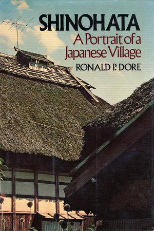 Shinohata by Ronald Dore