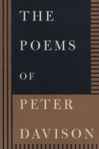 The Poems of Peter Davison