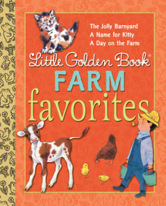 Little Golden Book Farm Favorites