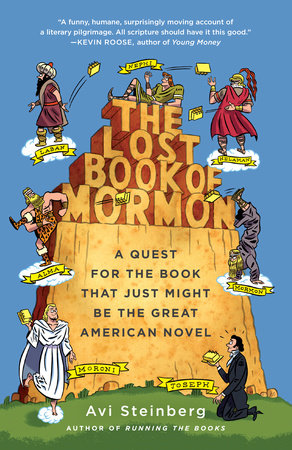 The Lost Book of Mormon by Avi Steinberg