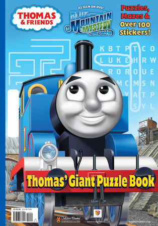 Thomas Giant Puzzle Book Thomas Friends By Rev W Awdry Penguinrandomhouse Com Books
